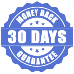 If you are not completely satisfied within 30 days get 100% of your money back