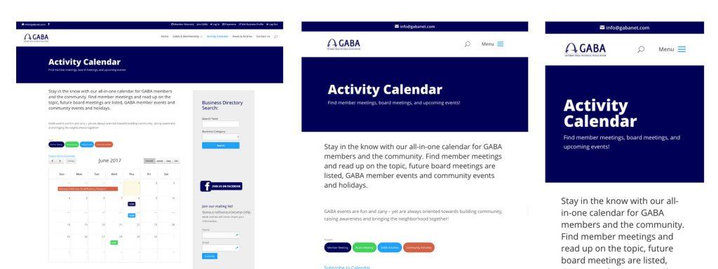 Business Association - GABA
